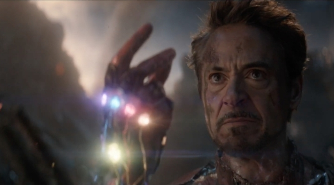 'Avengers: Endgame' Apparently Wasn't Iron Man's Last Movie After All