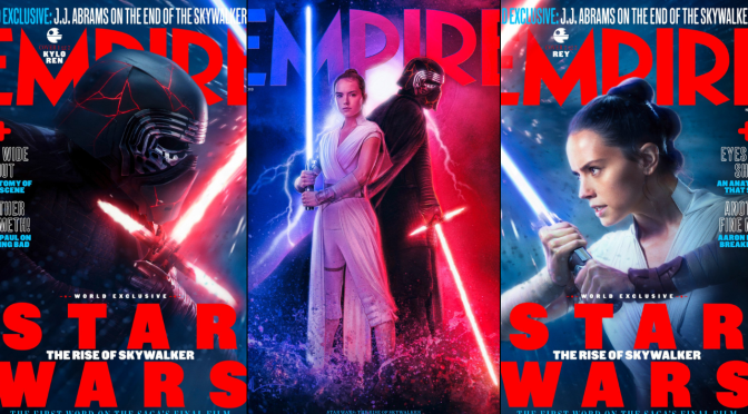 What's Your Favorite Empire Magazine Cover for 'The Rise of Skywalker'?