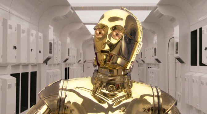 My Theory about C-3PO