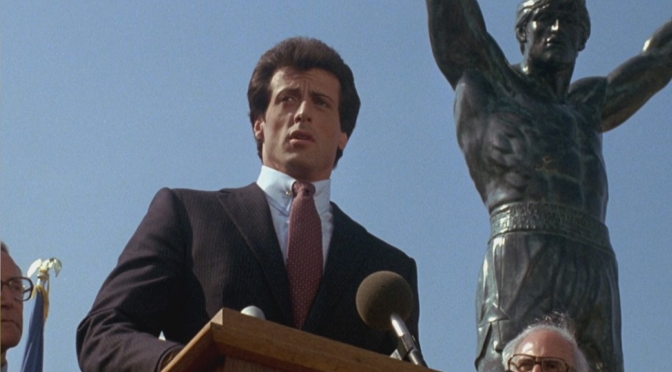 A Movie Ranking: Sylvester Stallone