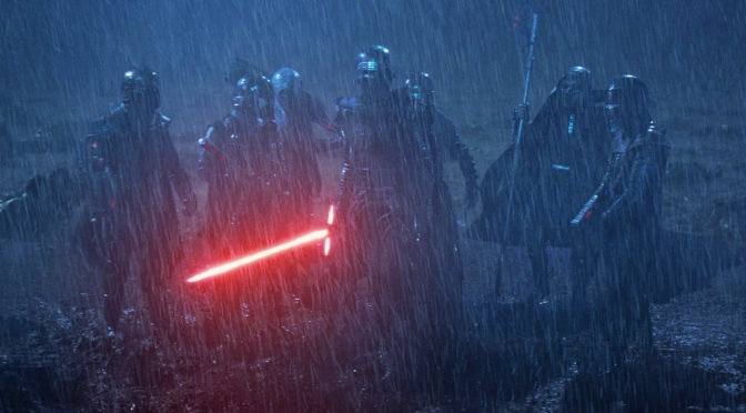 In Case You Missed It: Here are Some New Photos of Kylo Ren and the Knights of Ren