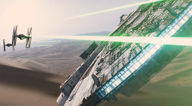 The Three Greatest Millennium Falcon Action Scenes in 'Star Wars'