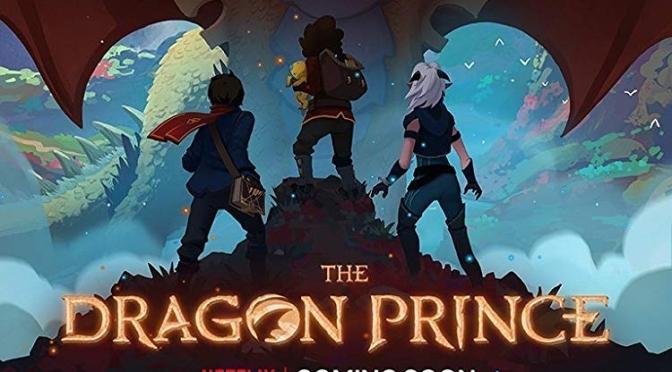 Netflix's Original Series, 'The Dragon Prince', Returns November 2