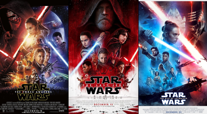What's Your Favorite Sequel Trilogy Official Poster?