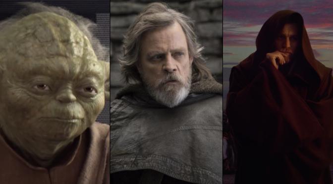 Who's Your Favorite Jedi Master?
