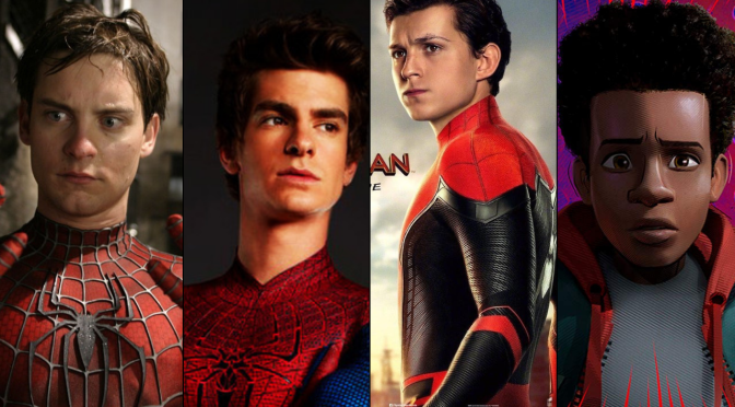 Who's Your Favorite Spider-Man?