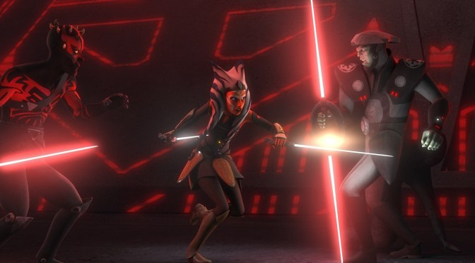 Throwback Friday: What Are the Top Ten 'Star Wars: Rebels' Episodes According to IMDb?