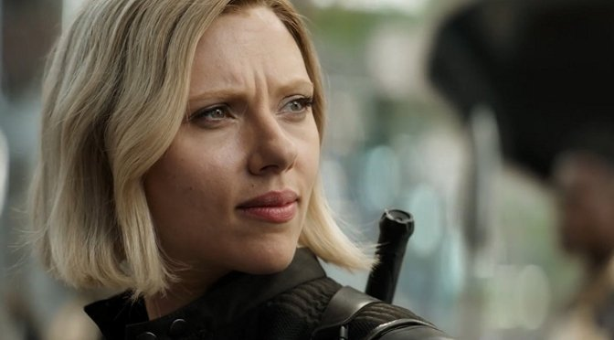 A Movie Ranking: Scarlet Johansson