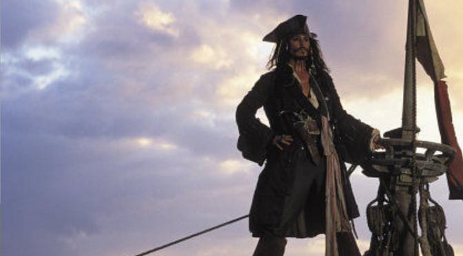 A Movie Ranking: Johnny Depp