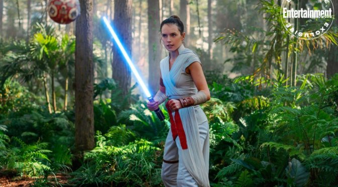 Entertainment Weekly Reveals Eight New Photos for 'The Rise of Skywalker'