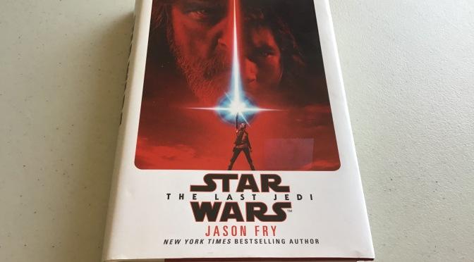 Revisiting The Last Jedi Novel: Part 8