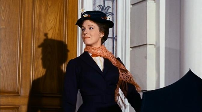 Another Stroll Down Memory Lane Has Led Me to 'Mary Poppins'