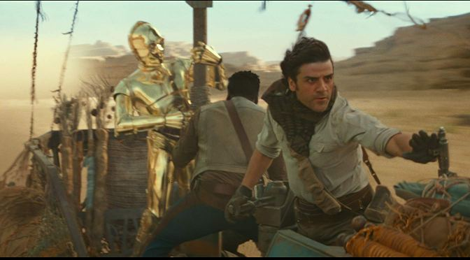 'The Rise of Skywalker' Unveils a New Clip