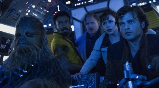 I Finished 'Solo: A Star Wars Story' The Other Day…But Why Was It So Hard?
