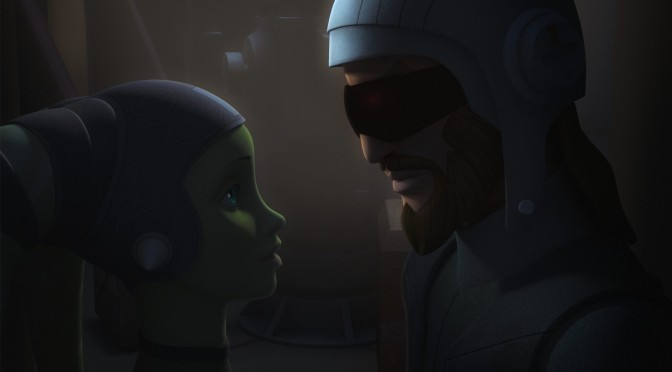 Kanan Jarrus and Hera Syndulla: The Greatest Love Story in 'Star Wars'?