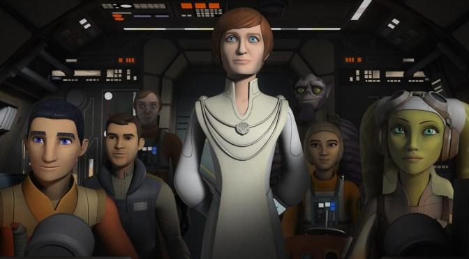 'Star Wars: Rebels' Season 3 Review