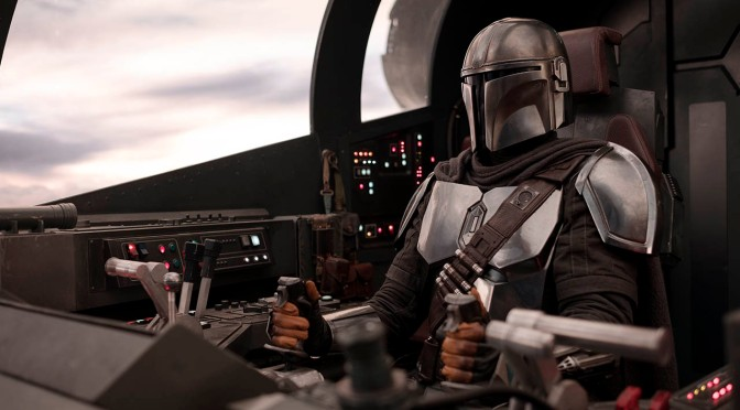 I'm Geeking Out Over 'The Mandalorian'!