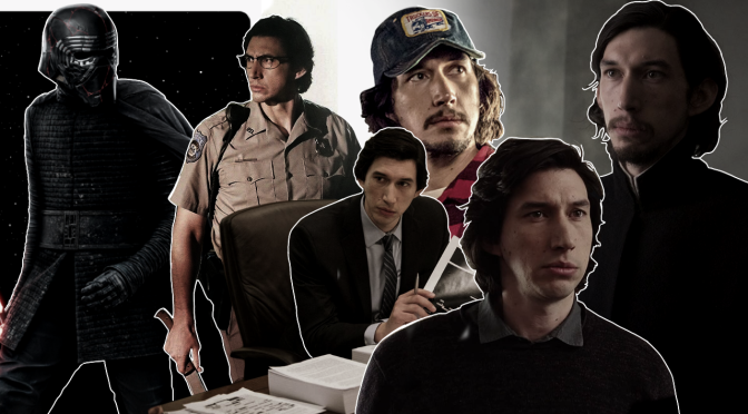 The Fluidity of Adam Driver