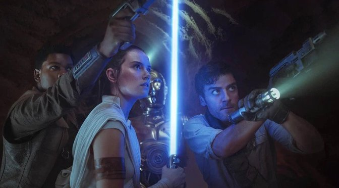 Movie Review Flashback: 'The Rise of Skywalker' Is the First Disney 'Star Wars' Movie