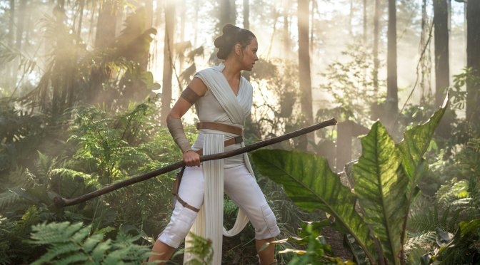 It's One Day Away from 'The Rise of Skywalker'!