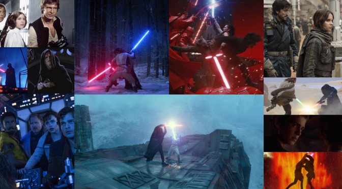 Updated: My Ranking of the 'Star Wars' Films