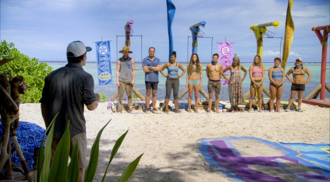 This Week's Episode of 'Survivor' Makes Things Interesting