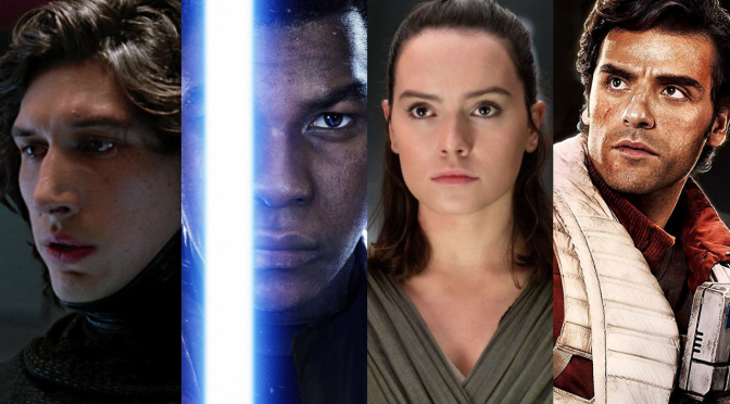 Kylo Ren, Finn, Rey, and Poe Dameron: Whose Story Arc Was the Best?