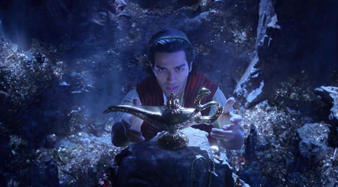 Movie Review Flashback: 'Aladdin' Is the Best Disney Movie I've Seen in Years