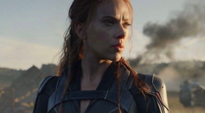 'Black Widow' Gets Another Release Date and Disney+ Gets More Highly-Anticipated Content