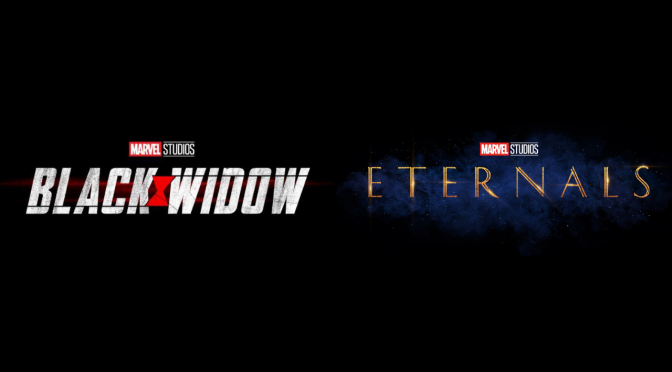 The Synopses for 'Black Widow' and 'Eternals' Have Been Released