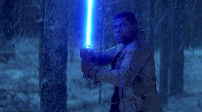 Finn's Force-Sensitive!