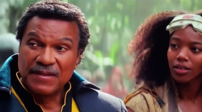 Disney, I Hope You Didn't Forget About that Lando and Jannah Series