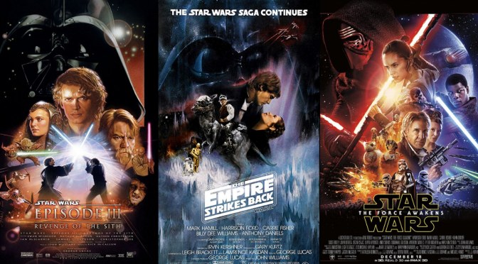 What's Your Favorite 'Star Wars' Trilogy?
