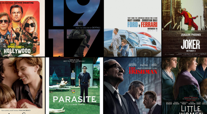 What's Your Favorite Best Picture Nominee?