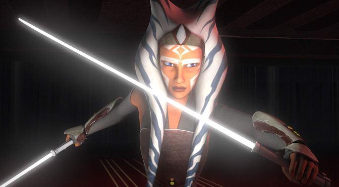 Ahsoka Tano and Kanan Jarrus Are the Perfect Jedi, Here's Why