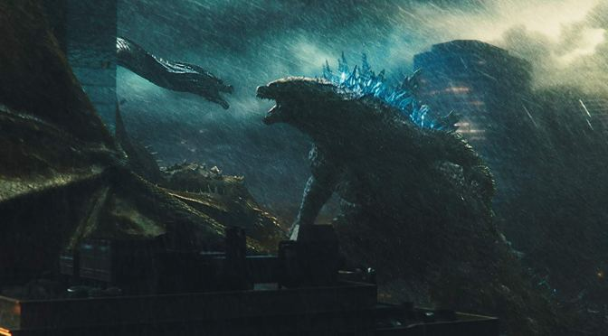 'Godzilla: King of the Monsters' At Home