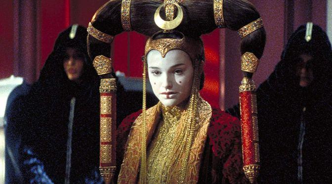 I Am BLOWN AWAY by this Queen Amidala Fan Art