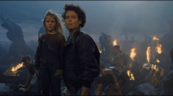 A Movie Ranking: Sigourney Weaver