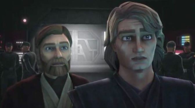 It's One Week Away from 'The Clone Wars'