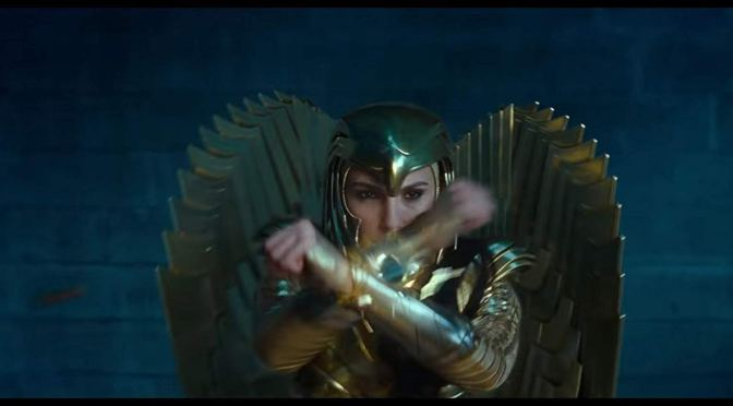 Will You Be Watching 'Wonder Woman 1984' On Christmas or…Nah?