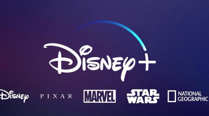 Disney Plus Has a Lot