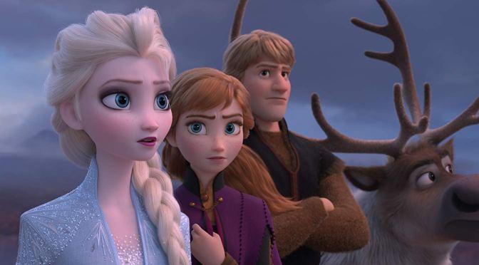 'Frozen II' Arrives Early On Disney+