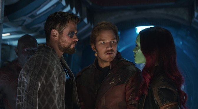 The Guardians of the Galaxy Will Reportedly Appear in 'Thor: Love and Thunder'