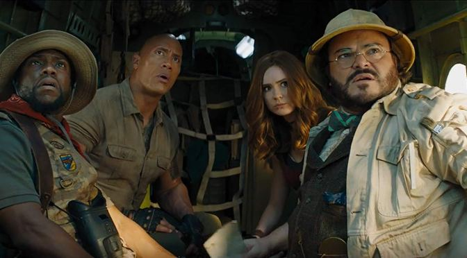 'Jumanji: The Next Level' Was Exactly What I Expected: Super Fun!