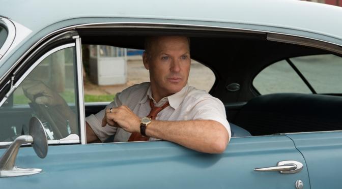 A Movie Ranking: Michael Keaton