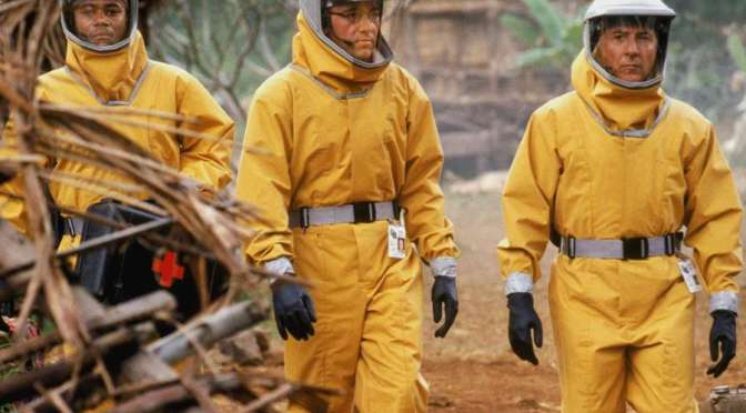 The Three-Decade-Old Film 'Outbreak' is Taking Netflix By Storm