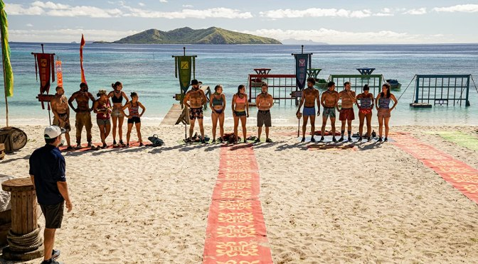 Two More 'Survivor' Legends Bite the Sword in an Epic Episode To Remember