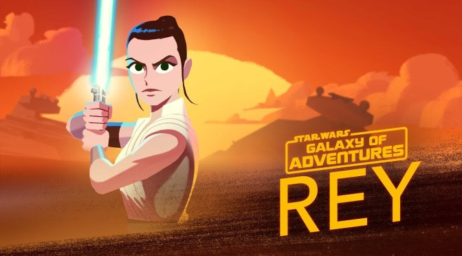'Star Wars Galaxy of Adventures' Is Back and Focusing on the Sequel Trilogy