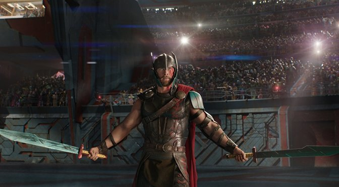 Movie Trailer Flashback: The Teaser Trailer for 'Thor: Ragnarok' Is Here and it is Epic!