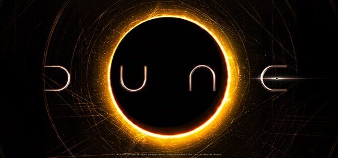'Dune' Gets an Official Image featuring Timothee Chalamet and an Official Logo